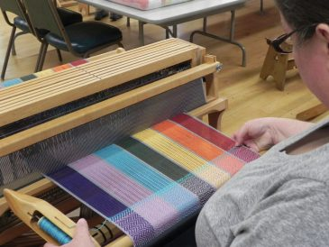 Beg Weaving 1 Class Color Gamp