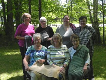Beg Weaving 1 Class Photo
