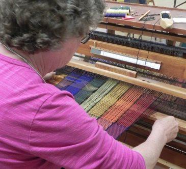 Beg Weaving 1 Class Sievers