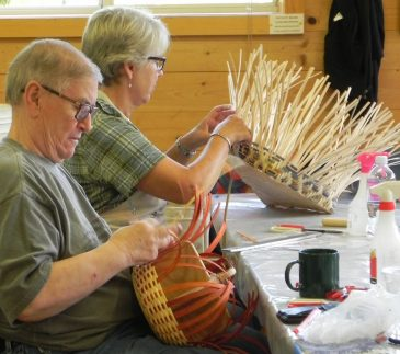 Splint Woven Basketmakers
