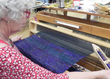 Weaving fabric for jacket