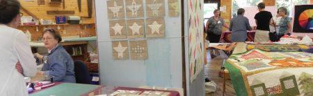 Open Quilt Studio Visit