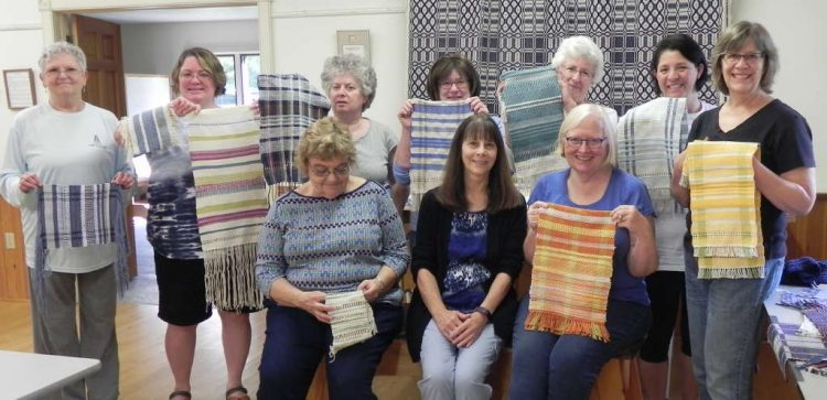 Beginning Weavers with Nancy Frantz