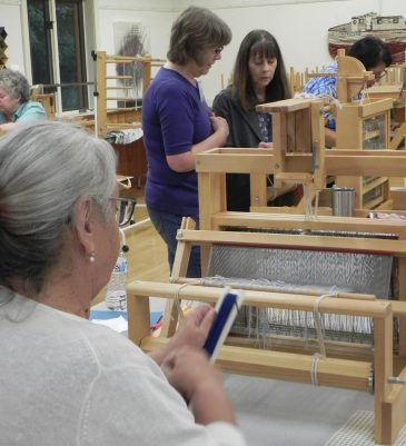 Beginning Weaving Table Loom3