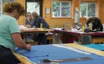 Daryl Lancaster Garment Construction Intensive