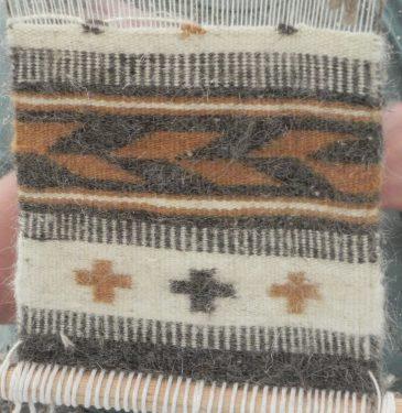 Navajo Weaving 10