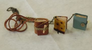 Tiny Book Necklaces10
