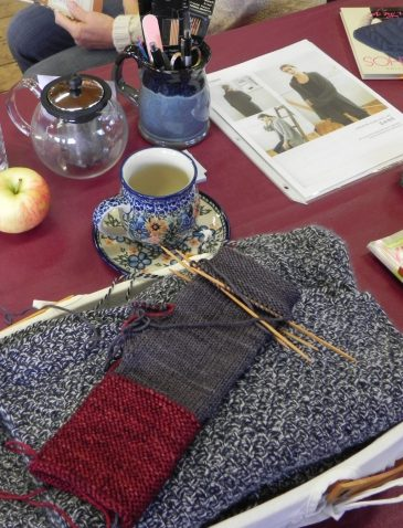 Open Studio Knitting